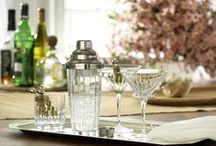 Bar Code: Pitchers, Wine Coolers, & Accessories / The next time you want to give a stunning gift or be the envy of all of your guests, check out high quality silver bar supplies to get the job done.  There is nothing like a gleaming silver pitcher, wine cooler, ice bucket, or even a flask among your bar accessories to complement your collection of fine wines and liqueurs.  Share a gorgeous gift or make your bar a proud element of your décor by visiting the Reed & Barton website.