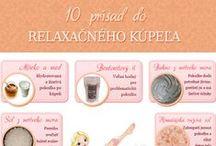 Infografika / Infografiky o zdraví a kráse