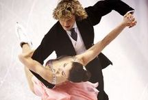 Meryl Davis and Charlie White / by Absent 101