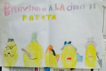 Nuestros alumnos / Lavori realizzati dagli alunni dell'I. C. San Giovanni Bosco di Catania, a partire dall'a. s. 2013-2014
