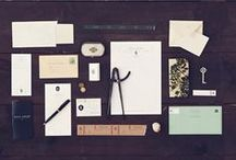Branding Collateral / Brand Identity and how it extends to business cards, stationery, packaging, and web.