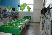 Minecraft Birthday Parties! / Kids Minecraft birthday party venue in Santa Monica. Have your child's video game dream party at our tech studio near West Los Angeles, Culver City, and Pacific Palisades...at Digital Dragon! #MineCraftParty #creeper #videogameparty #birthdayvenue #robots #electronics #circuits #tinkering #partyvenue #digitaldragonco