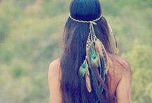 headpiece / head pice for textile art