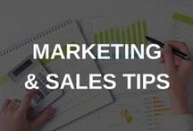 Marketing & Sales Tips / Start generating more leads today! These resources will help you provide value and demonstrate your competence to the people in your database, helping you produce a consistent and high-quality stream of leads.