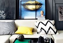 Cheering up spaces / Add a pinch of joy to your home decor