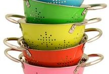Kitchen tools / Useful... yet colorful!