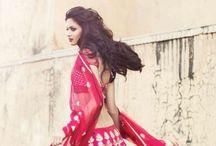 Indian wedding/fashion ♥