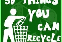 Go Green - Recycle!