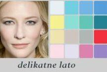 Light summer My Colors Celebrity / Analiza kolorystyczna