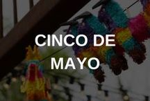 Gifts & Parties | Cinco De Mayo / Get your fiesta on with these gift and party ideas--inspired by Cinco De Mayo but fun all year-round!