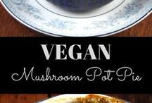 Vegan Dinner Recipes / Satisfying and lovely dinner recipes for all occasions.  Perfect solo or for a special dinner, but lots here for satisfying picky kids or a hungry family too.
