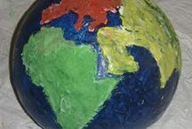 Geography / Geography printables and fun ideas for your students.
