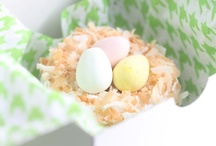 Easter eggs & easter ideas