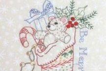 Noel - Merry Christmas / Petites déco de noel