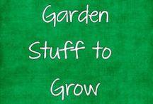 Garden - Stuff to Grow