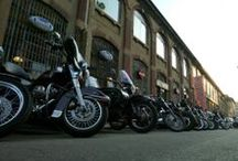 Antica Barbieria Colla & Harley Davidson @Taddy'sHD Via Savona 97, Milano / 29th march 2014