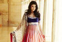 Indian: Salwar Suits / by Nik Kan
