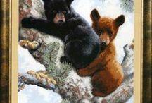 Borduren Beren