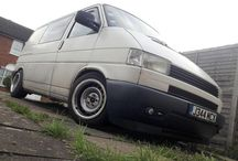 VW T4s / Cool VW T4 vans and buses
