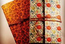 bookbinding: handmade hard cover books/notebooks / handmade book
