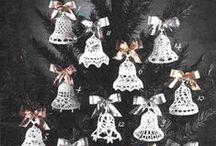 Christmas crochet - bells / vánoční  háčkování - zvonečky