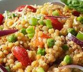 Recepty - těstoviny,gnocchi, přílohy, brambory / těstoviny, gnocchi, kuskus