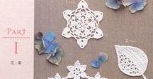 Crochet - only patterns / háčkování - vzory