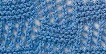 Knitting - only patterns / pletení - vzory