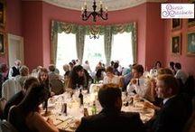 Winton Castle Scottish Gala Dinners