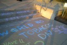 World No Tobacco Day - May 31st