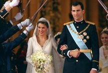 Families with blue blood -  Spanish royal family