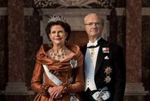Families with blue blood - Swedish royal family