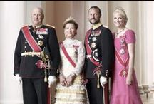 Families with blue blood -  Norwegian Royal Family