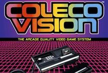 2015/2016 - Colecovision - Videogame Console / The ColecoVision is Coleco Industries' second-generation home video-game console which was released in August 1982. The ColecoVision offered near-arcade-quality graphics and gaming style along with the means to expand the system's basic hardware.