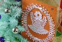 Christmas crochet - angels