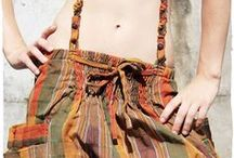 Ethnic skirts / Beautiful ethnic skirts for spring-summer outfit