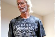 T-shirts etniche uomo / T-shirts #uomo di #cotone #naturale made in #Perù e in #Guatemala