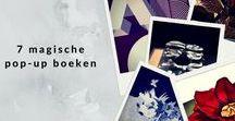 Boekbinden - Pop-Up boeken