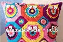 Crochet - owl
