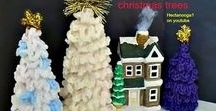 Christmas crochet - video