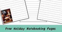 Homeschool - Holidays
