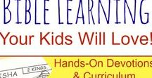 Adding the Bible to Homeschool