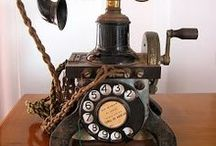 Technology IV - telephone booth, telephone