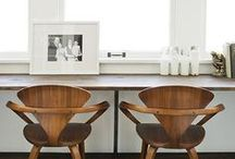 Interiors - Furniture / Cupboards, tables, chairs.....the list is endless and we love them :)