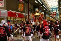 天神祭(Tenjin-matsuri)