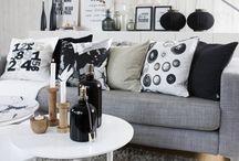Home sweet home livingroom / by Erika Blaauw