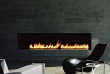 Interiors - Fireplaces