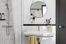 Salle de bain / by Marion LANOË
