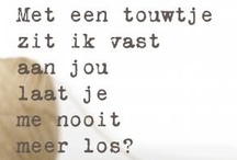 Words/Lettertjes