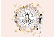 Thomas Sabo~Charm Club 2013 / Stunning Sterling Silver jewellery that is perfect for your bracelet or necklace!